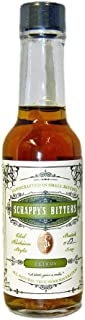 Scrappy's Bitters - Celery, 5 ounces - Organic Ingredients, Finest Herbs and Zests, No Extracts, Artificial Flavors, Chemi...