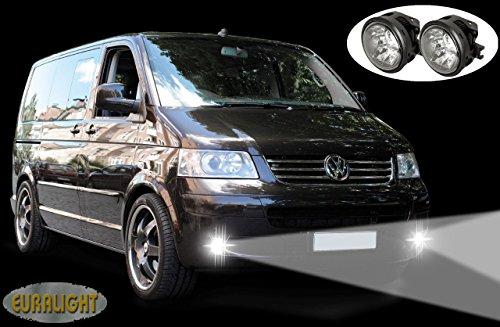 Fahrzeugspezifisches LED-Tagfahrlicht-Set mit LED Nebelscheinwerfer inkl. ECE & RL Prüfzeichen - TÜV Eintragungsfrei - für Fahrzeuge mit vorhandenen NSW~