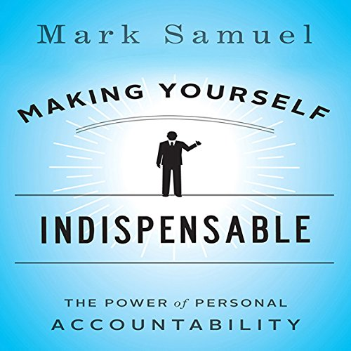 Making Yourself Indispensable audiobook cover art