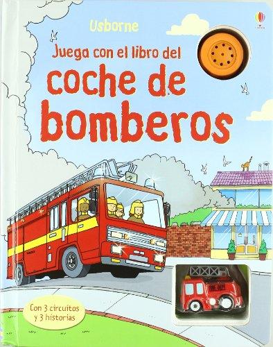 JUEGA CON EL LIBRO DEL COCHE DE BOMBEROS (Granja Los Manzanos)