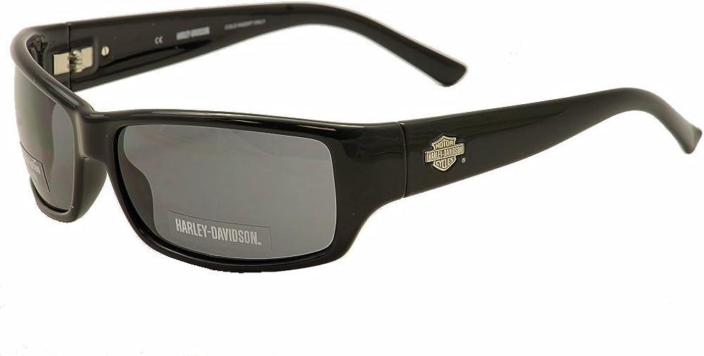 Harley Davidson Men's Sunglasses HDX 860 62mm Black Blk-3