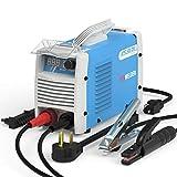 YESWELDER ARC Welder 125Amp Digital Inverter IGBT Stick MMA Welder,110/220V Dual Voltage Hot Start Portable Welding Machine