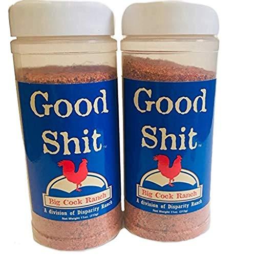 Good Shit Seasoning 12 oz | 2 Pack