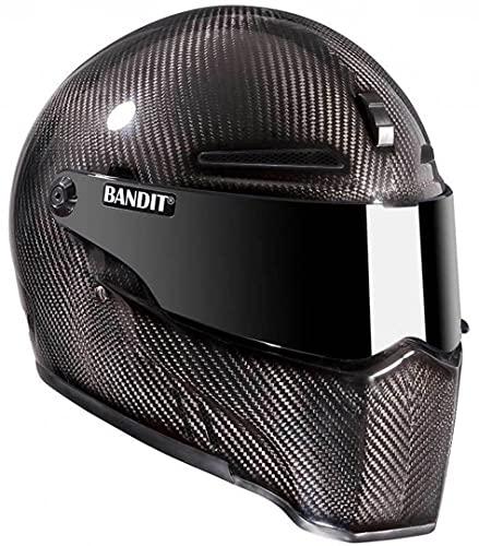 Bandit Alien II Carbon Motorradhelm L (59/60)