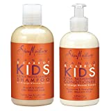 SheaMoisture Mango & Carrot KIDS, Extra-Nourishing, Shampoo and...