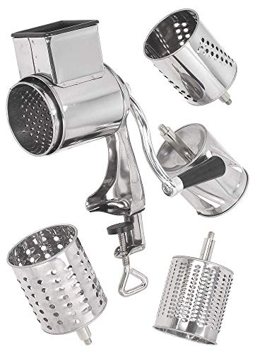 Multirallador de acero inoxidable, rallador de cocina, rallador de pepino, rallador