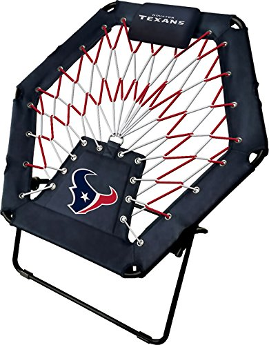 Imperial Officially Licensed NFL Furniture: Premium Bungee Chair, Minnesota Vikings