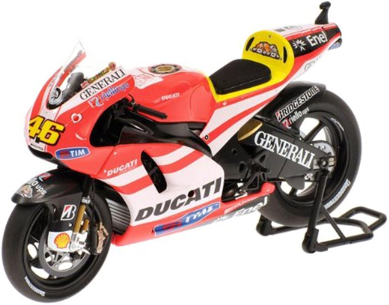 venta caliente en línea Minichamps - Maqueta de Motocicleta Escala 1 1 1 12 (122110046)  autorización