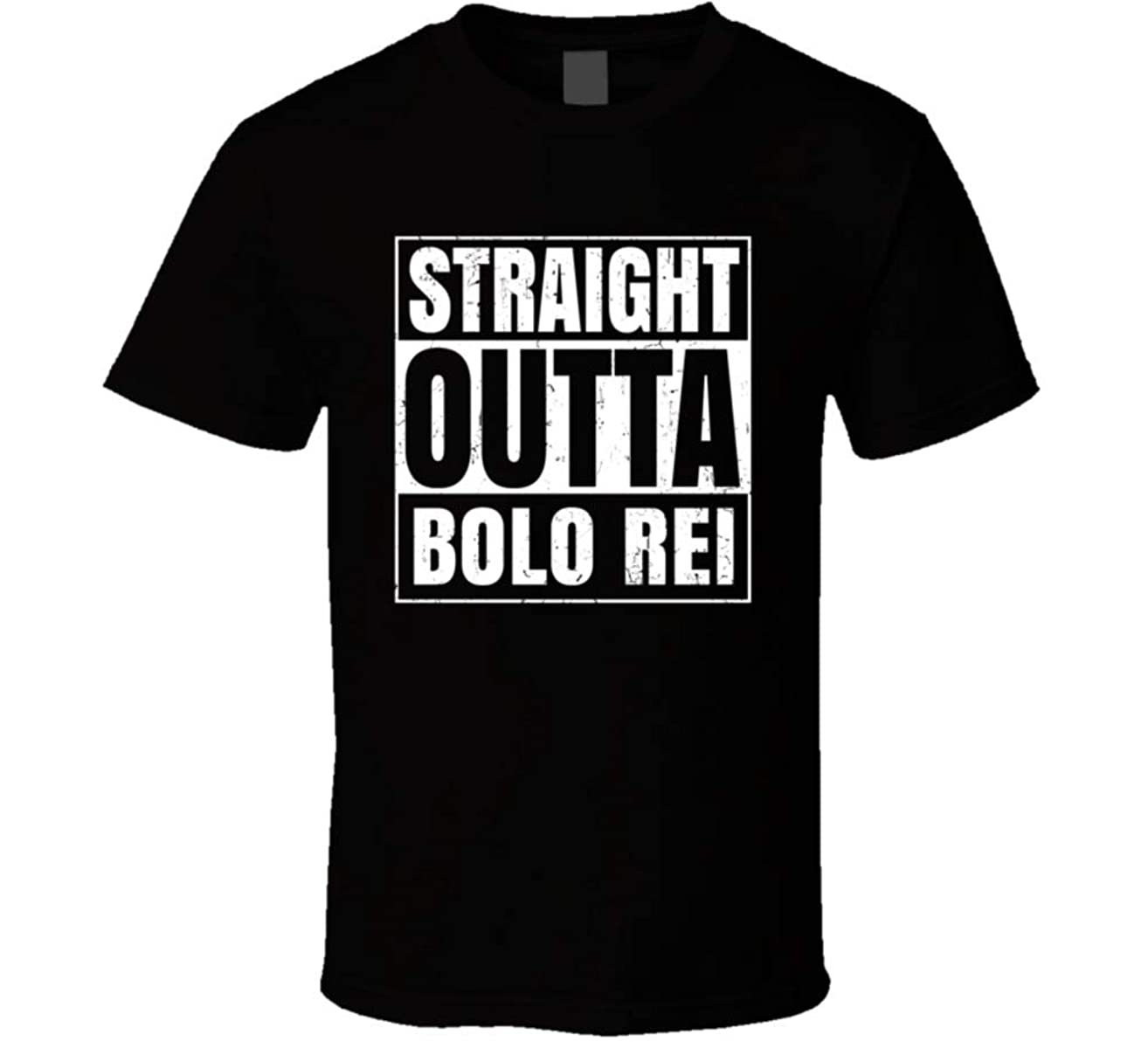 Straight Outta Bolo Rei Funny Favorite Snack Food Compton Parody T Shirt