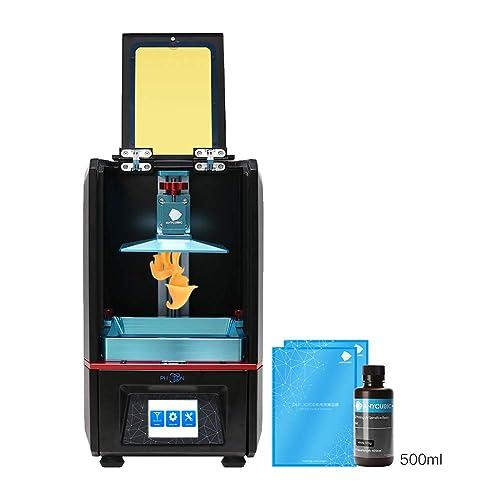 Resin 3D Printer: Amazon com