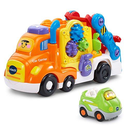 VTech Go! Go! Smart Wheels Deluxe Car Carrier