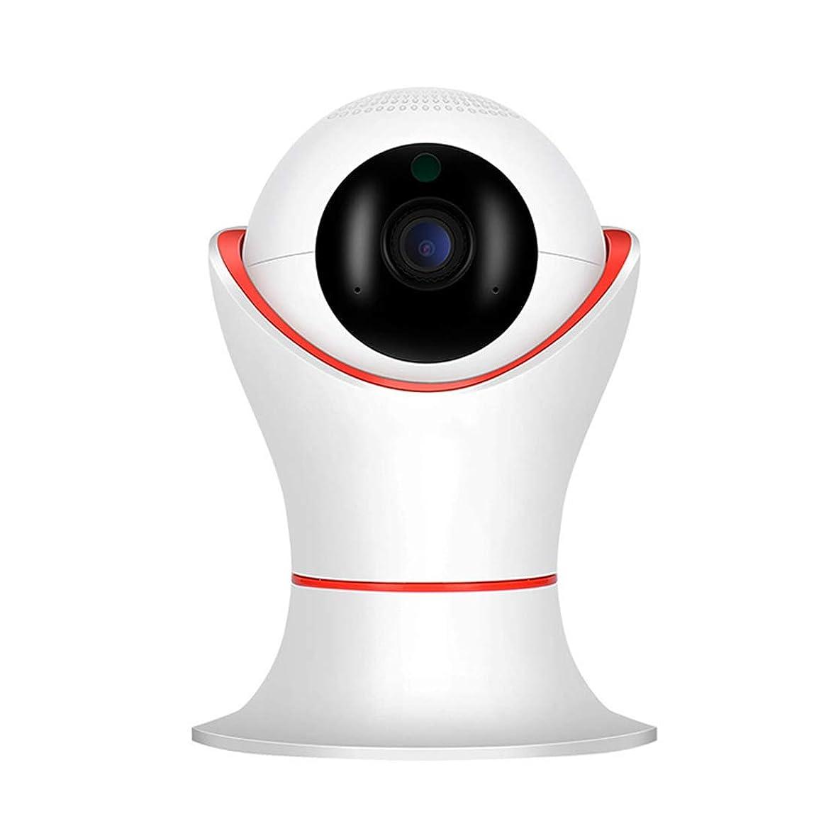 平方沿ってスクラブFoxsed-five ホームカメラパン/チルトIP屋内セキュリティ監視 - ベビーモニター-1080p HDナイトビジョン、モーショントラッカー、リモートモニター