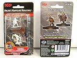 WizKids D&D Nolzurs Marvelous Upainted Miniatures: Wave 11: Male Halfling Rogue