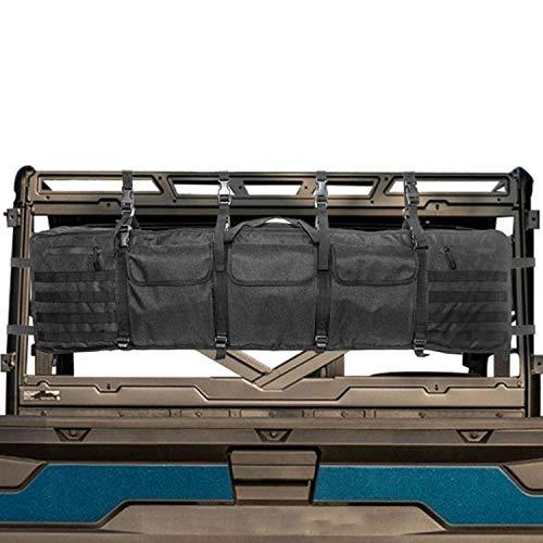 Rifle Case Soft ShotGun Bags for UTV Gun Rack Storage, Waterproof Dust Resistant UTV Double Gun Carrier, Powersports Gun Racks Storage Long Gun Case, Hunting Gear Accessories
