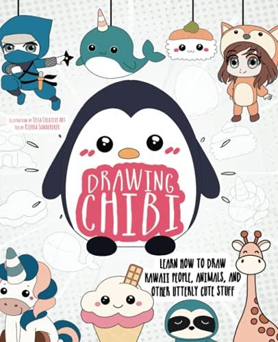 how to draw chibi - 3