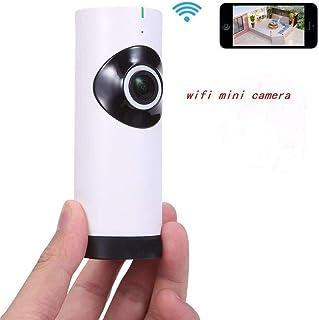 ALILJJ 3D Panoramic Camera HD Fisheye 185° Super Wide-angle WiFi Wireless Surveillance Camera, Millions Of High-definition...