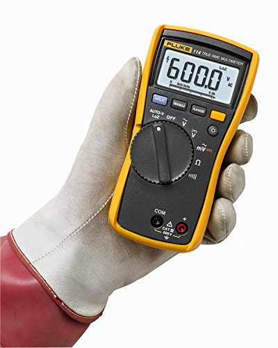 Fluke 114 - Best Fluke Multimeter for Electricians
