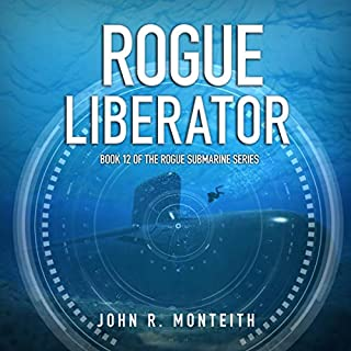 Rogue Liberator audiobook cover art