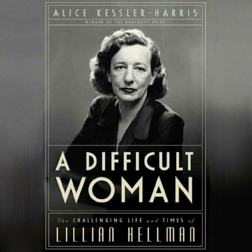 A Difficult Woman audiobook cover art