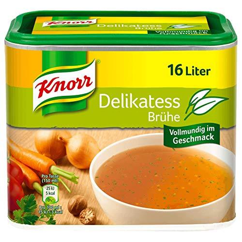 Knorr Delicacy Brodo Aromatico Bouillon -1 scatola -16 l