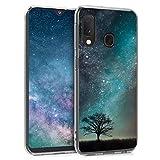 kwmobile Case for Samsung Galaxy A20e - TPU Silicone