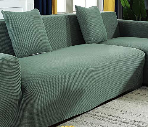 lxylllzs Sofa Couchbezug Sesselbezug 4 Sitzer,Vier-Jahreszeiten-Universal-Sofabezug, moderner Stretch-Sofabezug-5_235 * 300,Beige Elastischer Sofabezug 1 Sitzer