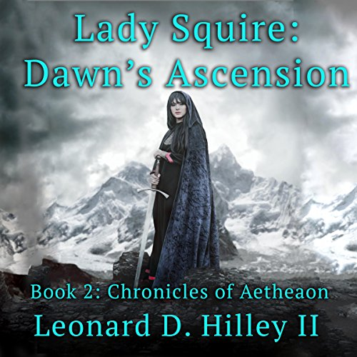 Lady Squire: Dawn's Ascension audiobook cover art