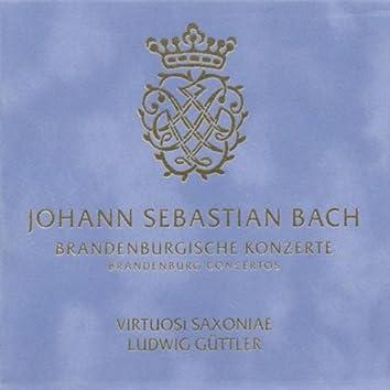 Bach: Brandenburg Concertos BWV 1046-1051