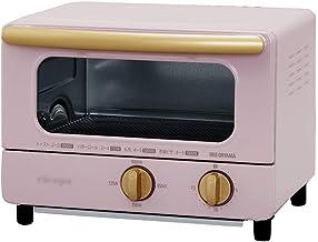 moulinex Mini four, four électrique multifonctions ménagers avec minuterie, barbecue à cuisson 10l (Color : Pink)