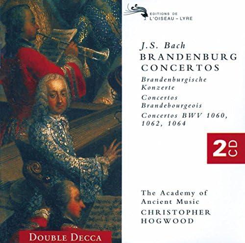 The Academy of Ancient Music, Johann Sebastian Bach & Christopher Hogwood