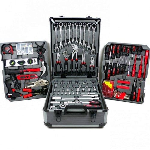 Area 15093 Valise trolley en aluminium pour outils