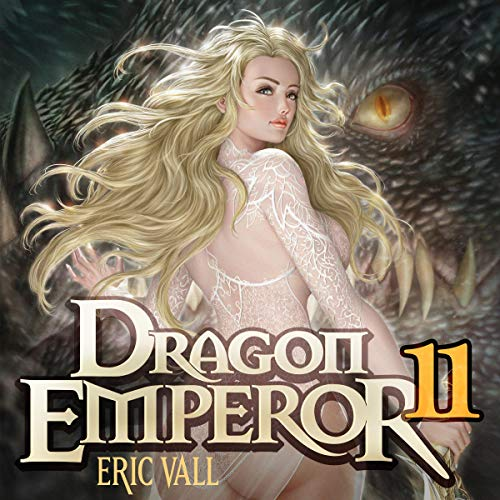 Dragon Emperor 11 cover art