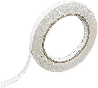 LUCINA たっぷり使える! 布用テープ 両面 耐水 強力 (幅10㎜長さ50m)