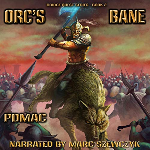 Orc's Bane cover art