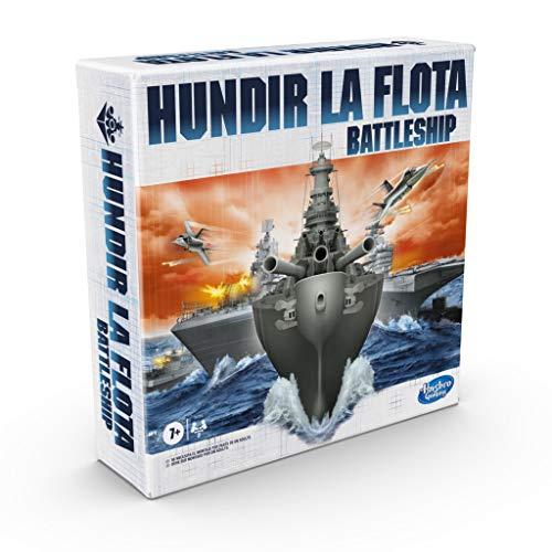 Hasbro Gaming- Hundir La Flota Juego de Estrategia, Multicolor (A3264IB2)