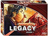 Pandemic Legacy Season 1 Red Edition Board Game | Board Game for...