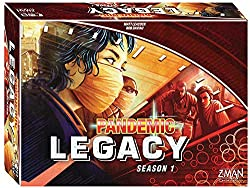 Purchase Pandemic: Legacy Season 1