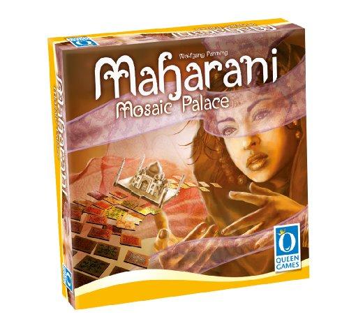 Queen Games 6091 - Maharani, Brettspiel
