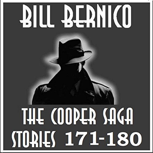 The Cooper Saga 18 audiobook cover art