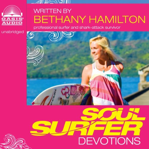 Soul Surfer Devotions audiobook cover art