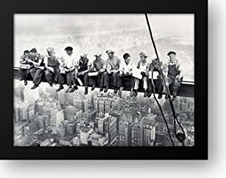 Lunchtime Atop a Skyscraper, c.1932 20x16 Framed Art Print by Ebbets, Charles C.