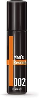 [Amazon限定ブランド] 医薬部外品 Men's Resucue ( メンズ レスキュー ) 育毛剤 【 薄毛 かゆみ 脱け毛 ふけ 予防 発毛 促進 】 120ml