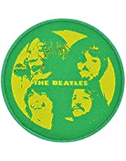 The Beatles Standard Patch Let It Be (Retail Pack) Zwart