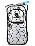 Thrillseeker Rave Hydration Backpack with Style - Has 2L Water Reservoir for festivals, raves,...