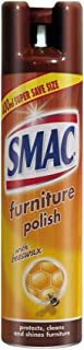 SMAC Furniture Polish Spray With Beeswax, 400 ml