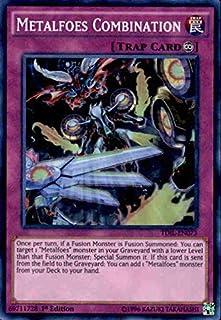 Yu-Gi-Oh!! - Metalfoes Combination (TDIL-EN073) - The Dark Illusion - 1st Edition - Super Rare