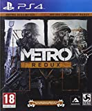 Deep Silver Metro Redux, PS4 PlayStation 4 jeu vidéo - jeux vidéos (PS4, PlayStation 4, FPS (First Person Shooter), M (Mature))