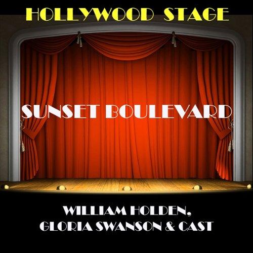 Sunset Boulevard audiobook cover art