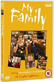 My Family - The Complete Eighth Series
