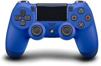 $42 » FJP Wireless Controller for Playstation 4, Game Console PS4 Bluetooth Wireless Controller Dual Vibration,Ocean Wave Blue